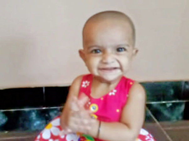 This Teacher's 1-Year-Old Daughter Is Fighting A Deadly Blood Disorder