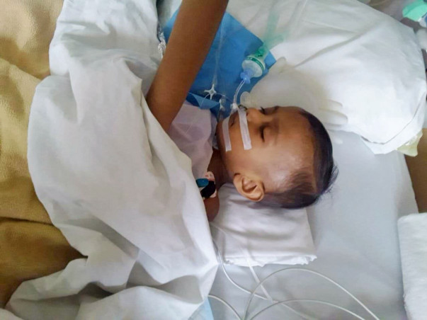 Little Arnav Needs Help To Fight Cancer