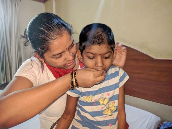 This 5-year-old Can Die Of Fever Without Urgent Surgery