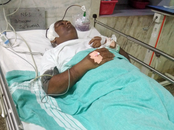 Help Sipra Nandi To Fight multiple fractures and lunges fail