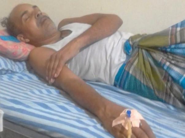 Help S K Ayash Uddin Fight Cancer