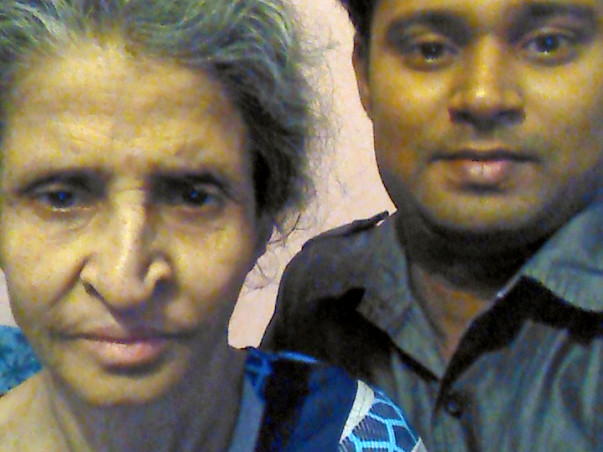 Please Save my mother suffering from Stroke
