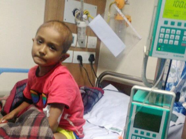 Help 5-Year-Old Prabhas Fight High Risk Neuroblastoma Cancer
