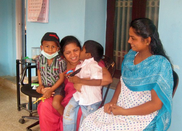 Help Sheeba continue her care for cancer patients and their families
