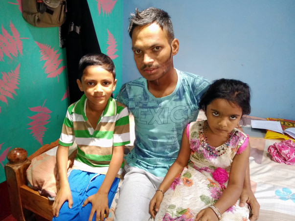 35 Year Old Hanif is Suffering From Cancer and Needs Your Help