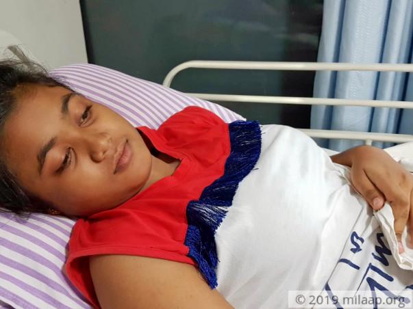 Neha needs your help to undergo his treatment
