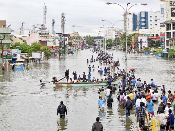 I am fundraising to funds for Chennai TamilNadu Floods