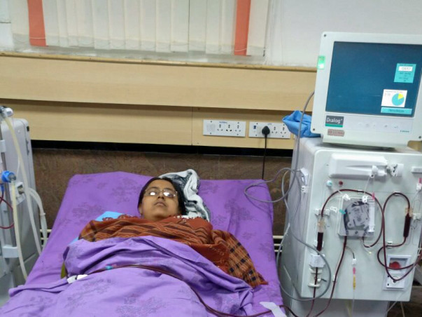 Help Manisha Fight Chronic Kidney Disease
