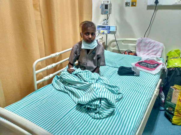 13-year-old Swapna Has Aggressive Blood Cancer And Needs Your Help