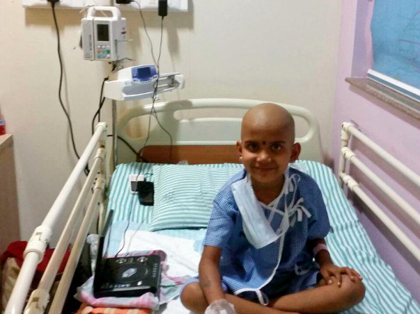 Help Hemashree undergo Bone Marrow Transplant