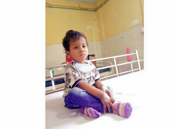 Help 3 Year Old Fight Blood Cancer