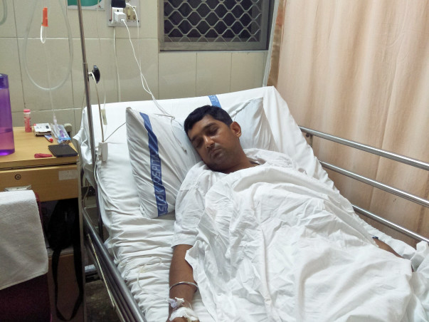 Help Abhijeet Have A Kidney Transplant