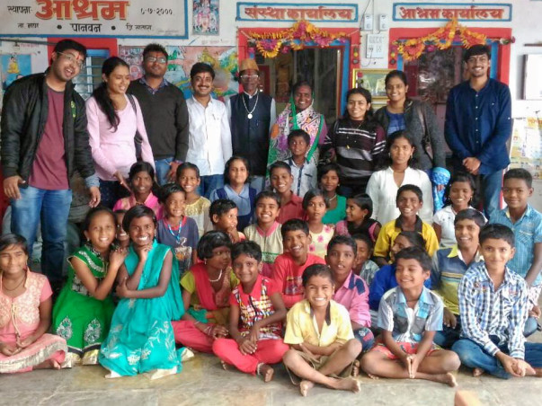 Hostel For Poor Children Staying In Gajanan Maharaj Ashram