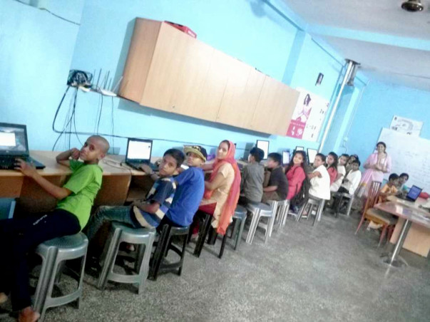 To Empower Women And Children By Educating & Developing Their Skills