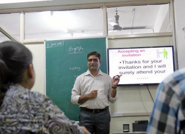 Sponsor a Deaf Student for Computer Training