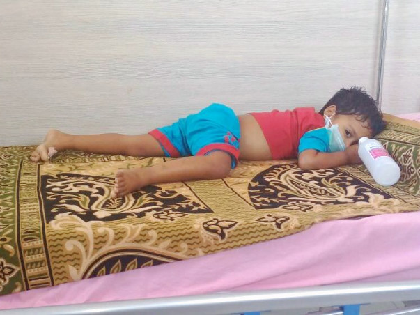 Help Shanmuka Sai Fight Against Leukemia