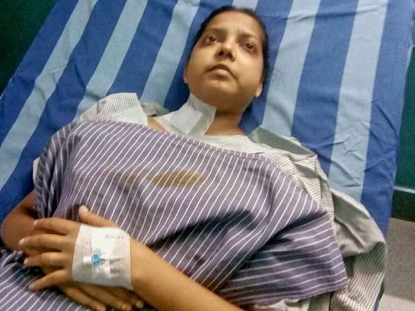 Help Asha For Kidney Transplantation