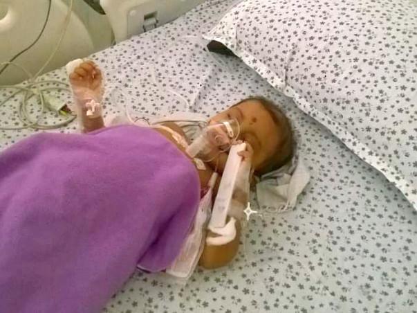 Help 2 years old Kid for Cancer Treatment (Acute Lymphocytic Leukemia)
