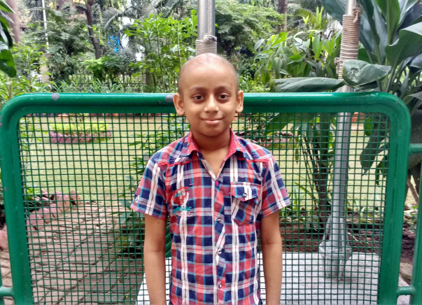 Help Chandan Undergo A Bone Marrow Transplant