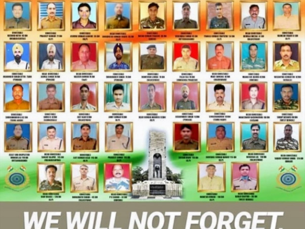 Support Our Jawan Martyrs' Families