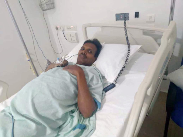 Financial assistance needed for my Father's Liver transplantation