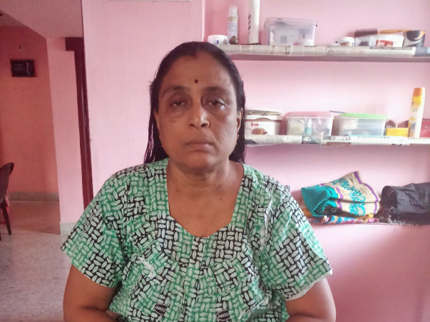 Help my mom (Santhy) for KIDNEY transplantation