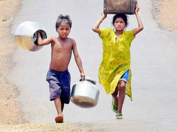 Help Bundelkhand villagers develop basic amenities.