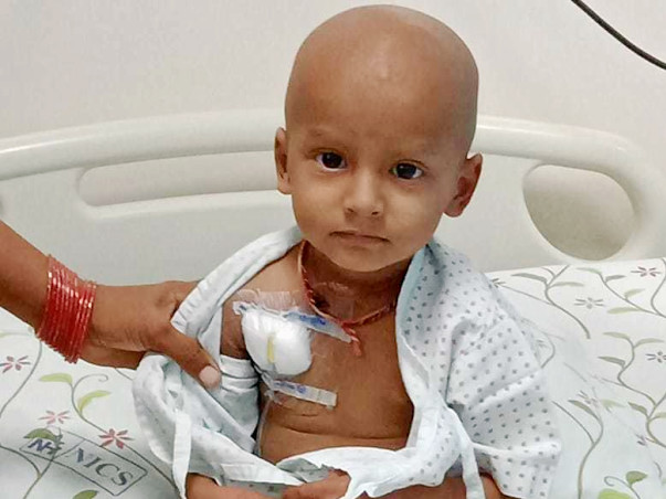 3 Years Old Mohammed Rihan Needs Your Help Fight Bone Cancer