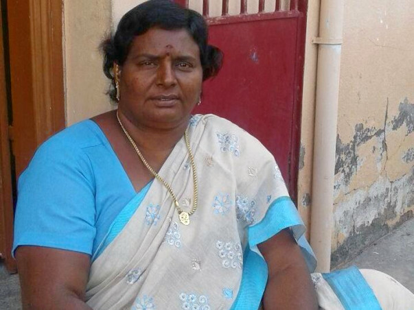 Help Teacher Vallikannu Fight Three Years of Cancer