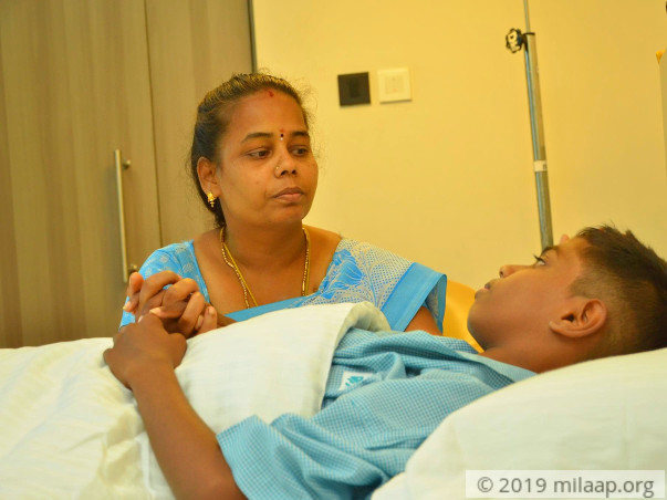 Dinesh needs your help to fight Cardiac problem