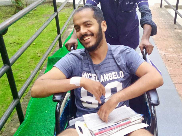 21 years old Pradeep Murjani needs your help for Brain Surgery.