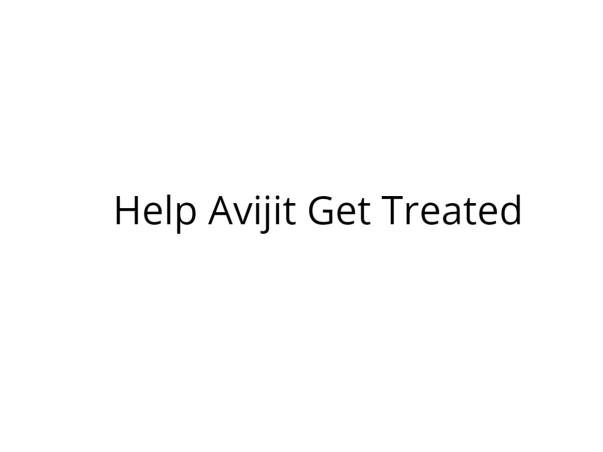 Help Avijit Undergo Kidney Transplant