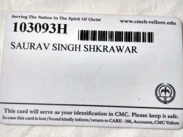 Please Help Saurav Singh Shkrawar from blood cancer