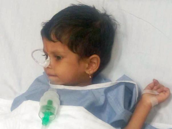 Help My Son Fight Liver Cirrhosis!