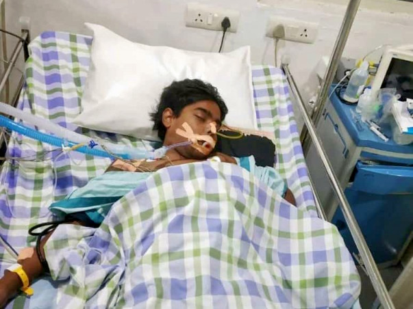 Help Saajan Recover From Nephrotic syndrome