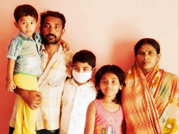 Help Naresh Sen's Family Survive