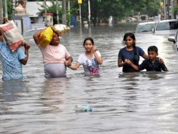 Help Bihar Against Floods