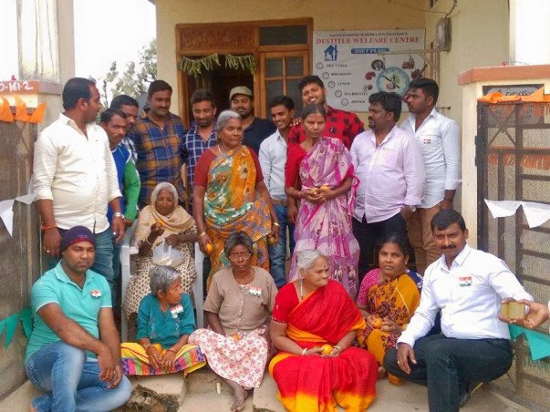 Help Us To Give Better Services To Elderly Abandoned