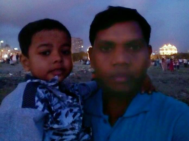 Help 5-Year-Old Hardik To Fight Against Cancer