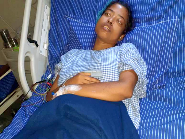 Support Thaniya recover from multiple medical issues.