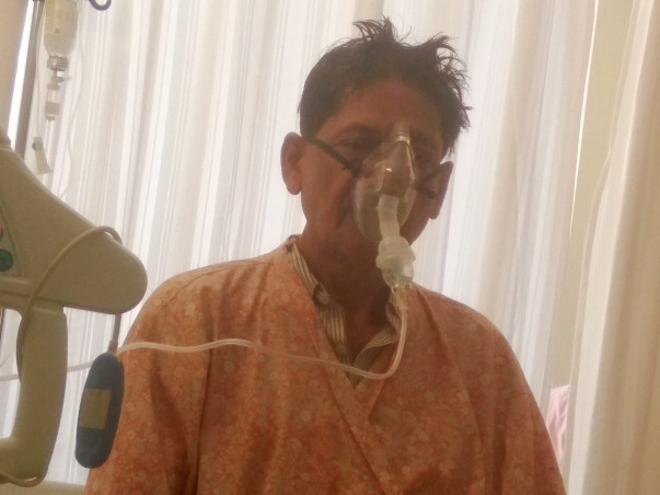 I want to raise funds for my father's liver transplant