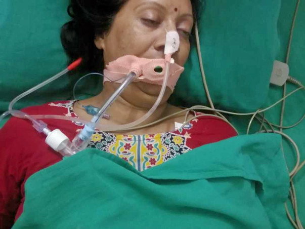 Help Rama To Recover From Brain Hemorrhage!