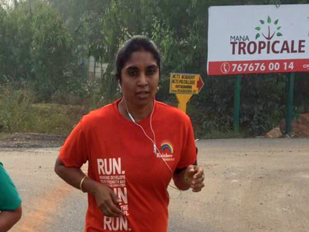 I am Running The Full Marathon In Mumbai To Save KKH Lake.