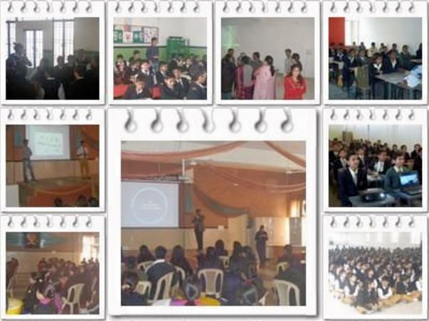 Gyanantar - Gyan + Antar , Bringing change in life with Education