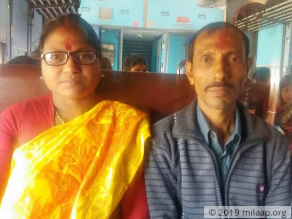 Bhagwati Naskar needs your help to undergo her treatment