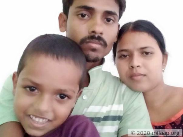 Help Ranajit Recover From Relapsed Acute Lymphoblastic Leukemia