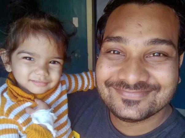 2 Years Old Pakhi Rathore Needs Your Help Fight Leukemia