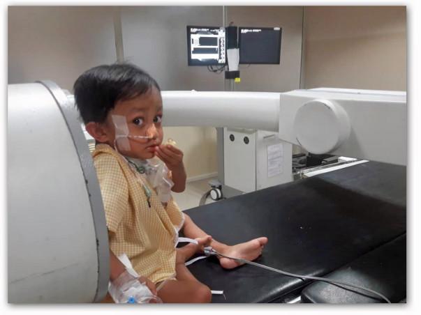 Help 3 Years Old Baby Abel Fight Heart Disease