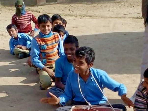 Help us to bring Electricity and Carpet for the Govt. School of Bangarwa