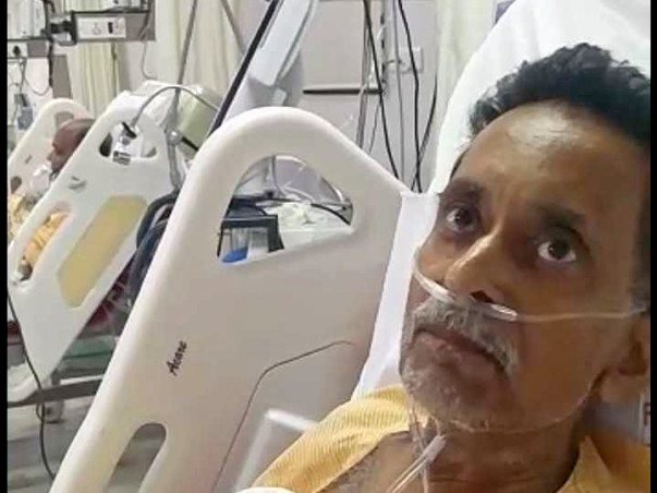 Help Mr Sathya Sayee Undergo A Heart Surgery